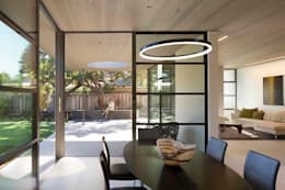 modern Dining room by Feldman Architecture