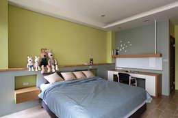IDR室內設計의  침실