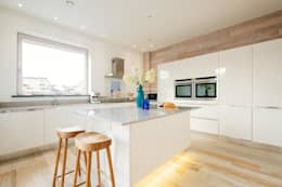 rustic Kitchen by Perfect Stays
