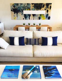9 zone giorno eccezionali che uniscono soggiorno e sala da for Silvia reguera