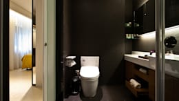 modern Bathroom by 璞碩室內裝修設計工程有限公司
