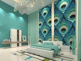 Sandeep's kumar's Residence:   by De Panache  - Interior Architects