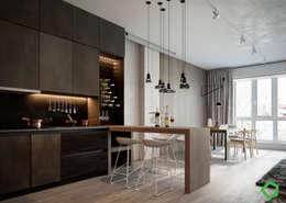 廚房 by Polygon arch&des