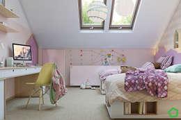 Myalik apartment: Детские комнаты в . Автор – Polygon arch&des