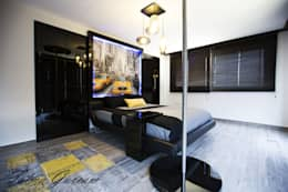 modern Bedroom by Fatma Gürçam İçmekan Tasarım ve Uygulama