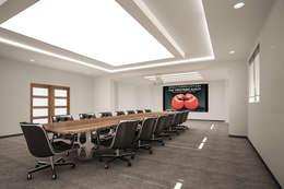 MAG Tasarım Mimarlık İnşaat Emlak San.ve Tic.Ltd.Şti. – TürkBöbrekVakfı Tekirdağ:  tarz Ofisler ve Mağazalar