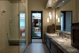 modern Bathroom by Chibi Moku