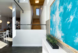Corridor & hallway by Chibi Moku