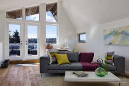 Projekty,  Sypialnia zaprojektowane przez Chibi Moku