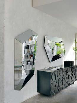 modern Corridor, hallway & stairs by IQ Furniture