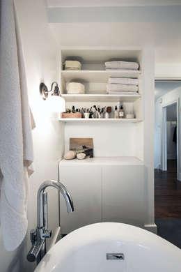 ห้องน้ำ by Unit 7 Architecture