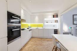 Cozinhas minimalistas por Liller Interior