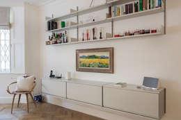 Salas de estar modernas por Liller Interior