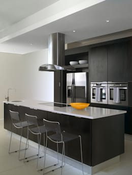 New Kitchen: modern Kitchen by Deborah Garth Interior Design