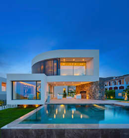 Дома в . Автор – GESTEC. Arquitectura & Ingeniería