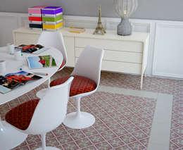 modern Study/office by olivia Sciuto