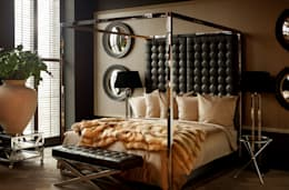 modern Bedroom by Conexo.
