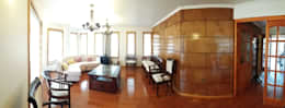 Walls & flooring by ARQUITECTURA E INGENIERIA PUNTAL LIMITADA