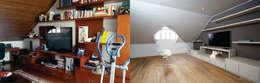 Apto Cr 12 - Cll 102:  de estilo  por Bloque B Arquitectos