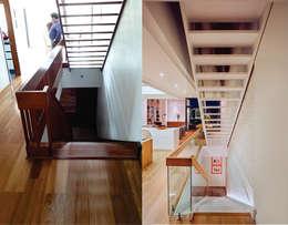 by Bloque B Arquitectos