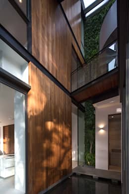 Casas de estilo moderno por AR43 Architects Pte Ltd