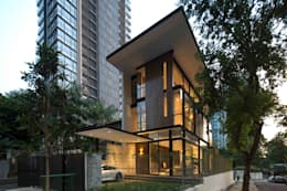 Nhà by AR43 Architects Pte Ltd
