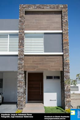minimalistic Houses by Excelencia en Diseño