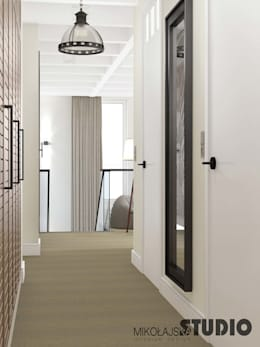Koridor dan lorong by MIKOŁAJSKAstudio