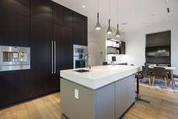Projekty,  Kuchnia zaprojektowane przez Alice D'Andrea Design