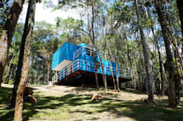 modern Houses by Edificare Containers Transformados