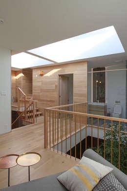 modern Study/office by AtelierSUN