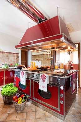 classic Kitchen by STUDIO CERON & CERON