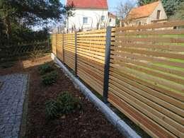 Jardines de estilo moderno por Stahlzart®