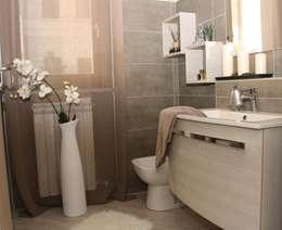 غسل خانہ  by DemianStagingDesign