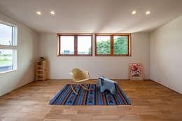 현대적인 디자인 속에 전통의 감각을 간직한 단독주택