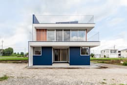 modern Houses by STaD(株式会社鈴木貴博建築設計事務所)