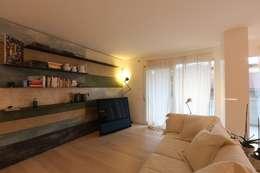 Salas/Recibidores de estilo minimalista por RO|a_