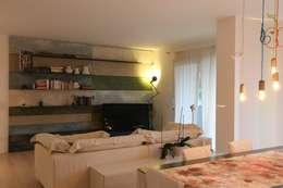 Salas / recibidores de estilo minimalista por RO|a_