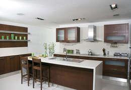 modern Kitchen by REYHAN MUTFAK I BANYO I DEKORASYON