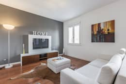 Salas de estar modernas por Facile Ristrutturare