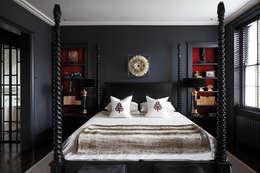 Camera da letto in stile in stile Classico di MN Design