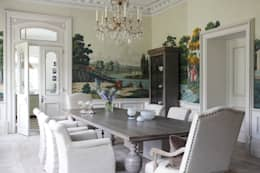 classic Dining room by MN Design