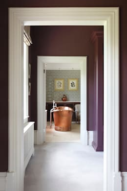 Dormitorios de estilo  por MN Design