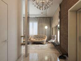 15 columnas decorativas que har n que tu casa se vea - Columnas decorativas interiores ...