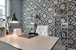 12 Tommy Prince Road SW: modern Study/office by Sonata Design