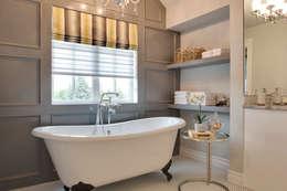 12 Tommy Prince Road SW: modern Bathroom by Sonata Design