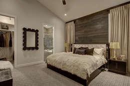 53 Paintbrush Park: modern Bedroom by Sonata Design