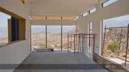 Casa Sotomayor: Livings de estilo moderno por Arq6.0