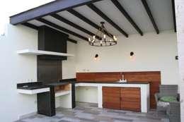 Teras by Daniel Teyechea, Arquitectura & Construccion