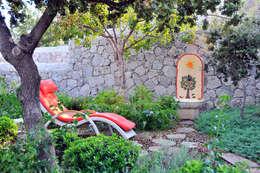 Projekty,  Ogród zaprojektowane przez Ebru Erol Mimarlık Atölyesi